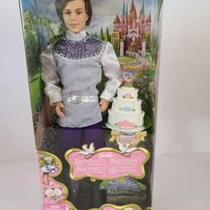 Lot #228 Barbie Prince Stefan