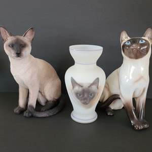 Lot #21 We are Siamese if you please