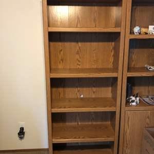Auction Thumbnail for: Lot # 81 - Book Shelf