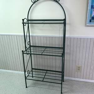 Lot # 90 - 3 Tier Plant Stand