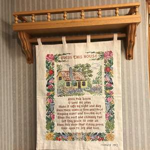 Lot # 92 - Wall Tapestry