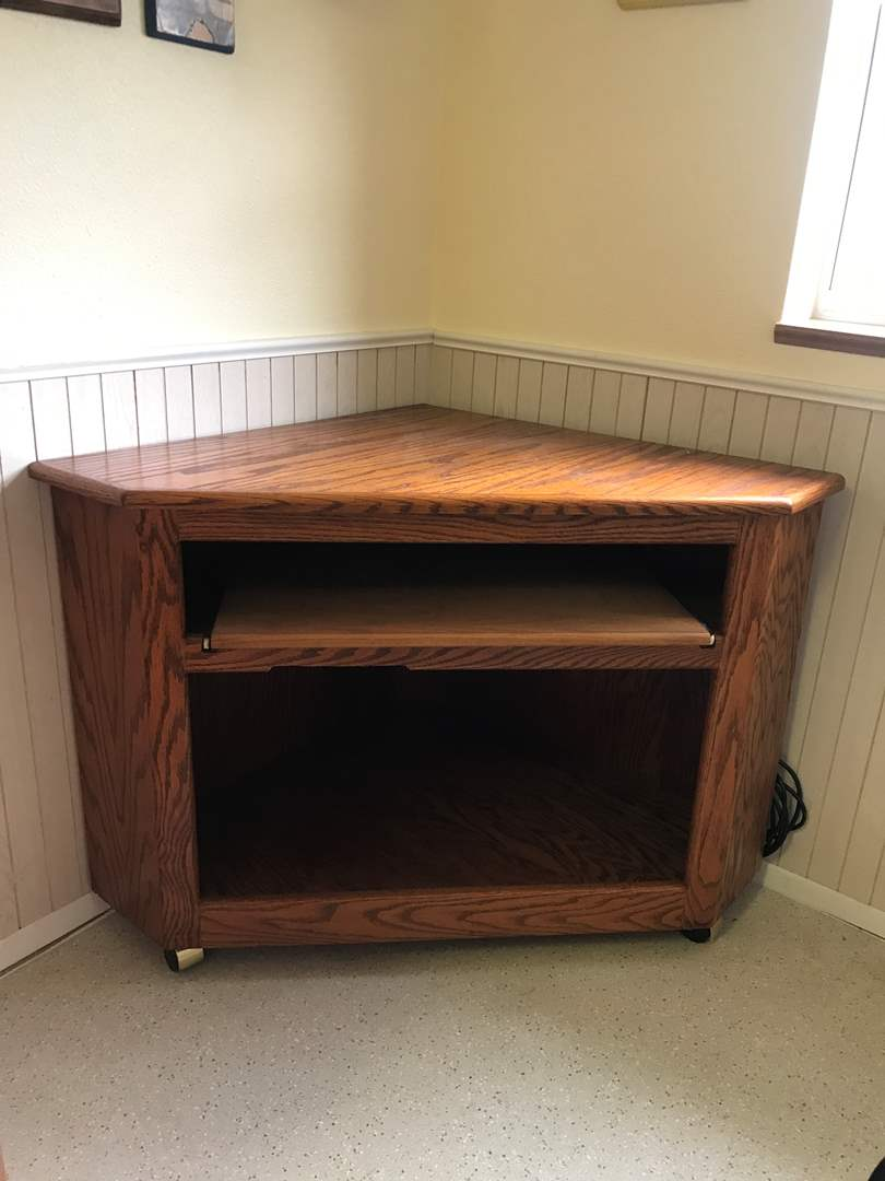 Lot # 97 - Corner Desk  (main image)