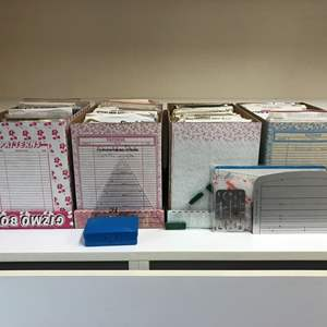 Lot # 146 - 4 Boxes Full Of Some New & Some Used Patterns