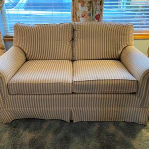 Lot # 12 - Nice Loveseat Sofa From the Bon Marche