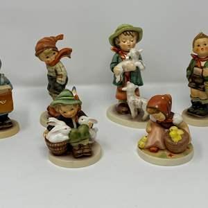 Lot # 25 - Six Hummel Figurines - (See Description for Listings)