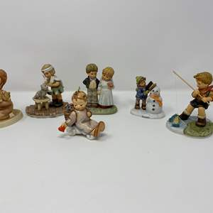 Lot # 26 - Six Hummel Figurines - (See Description for Listings)