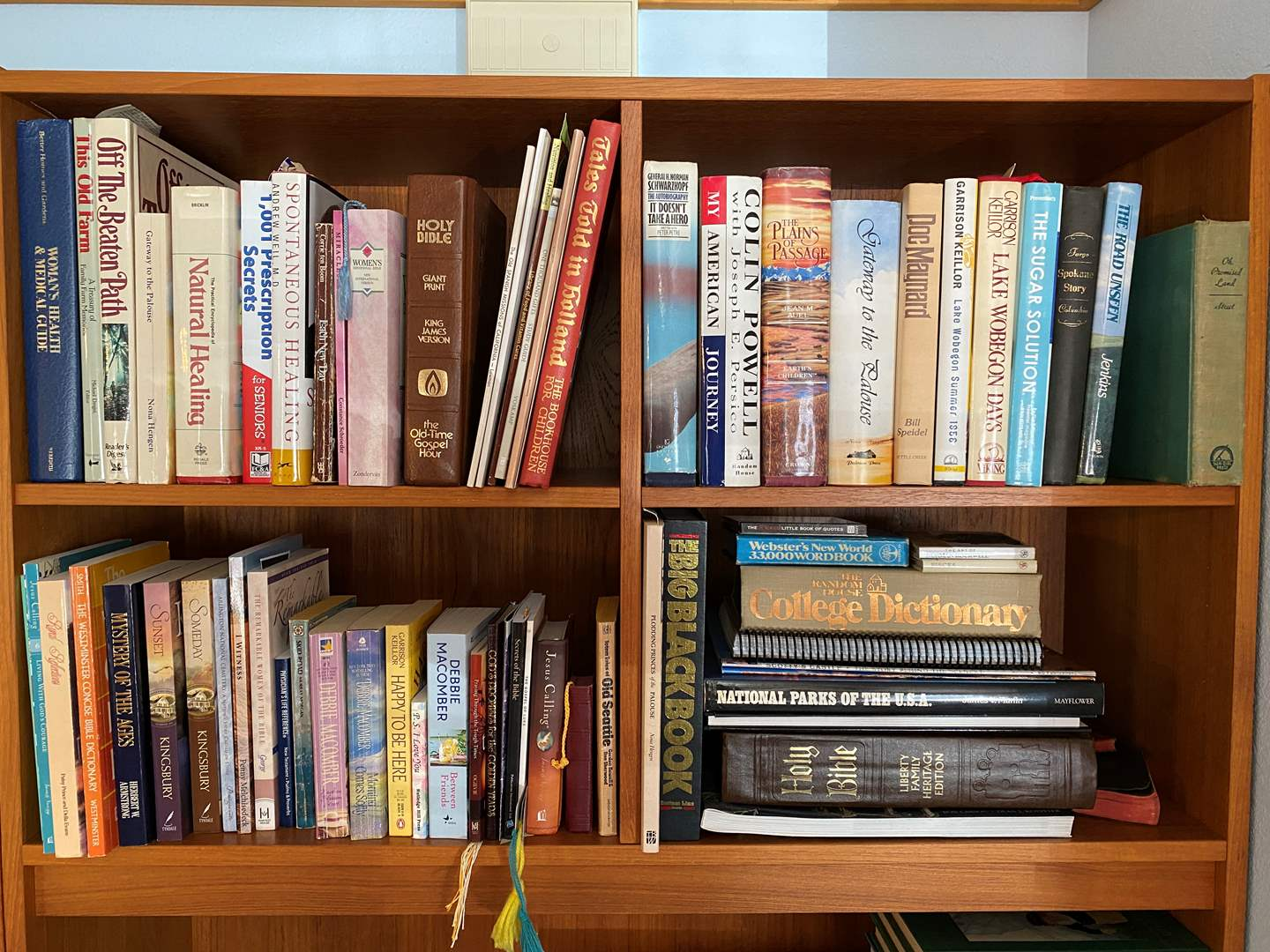Lot # 32 - Selection of Books: Medical, Religious, Novels, & More (main image)