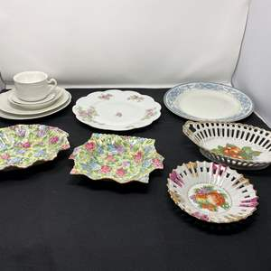 Auction Thumbnail for: Lot # 43 - Misc. Pieces of China - (See Photos)