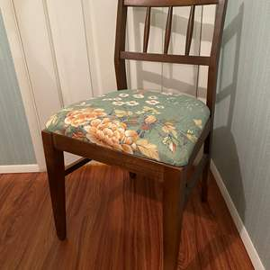 Lot # 110 - Well Built Vintage Chair