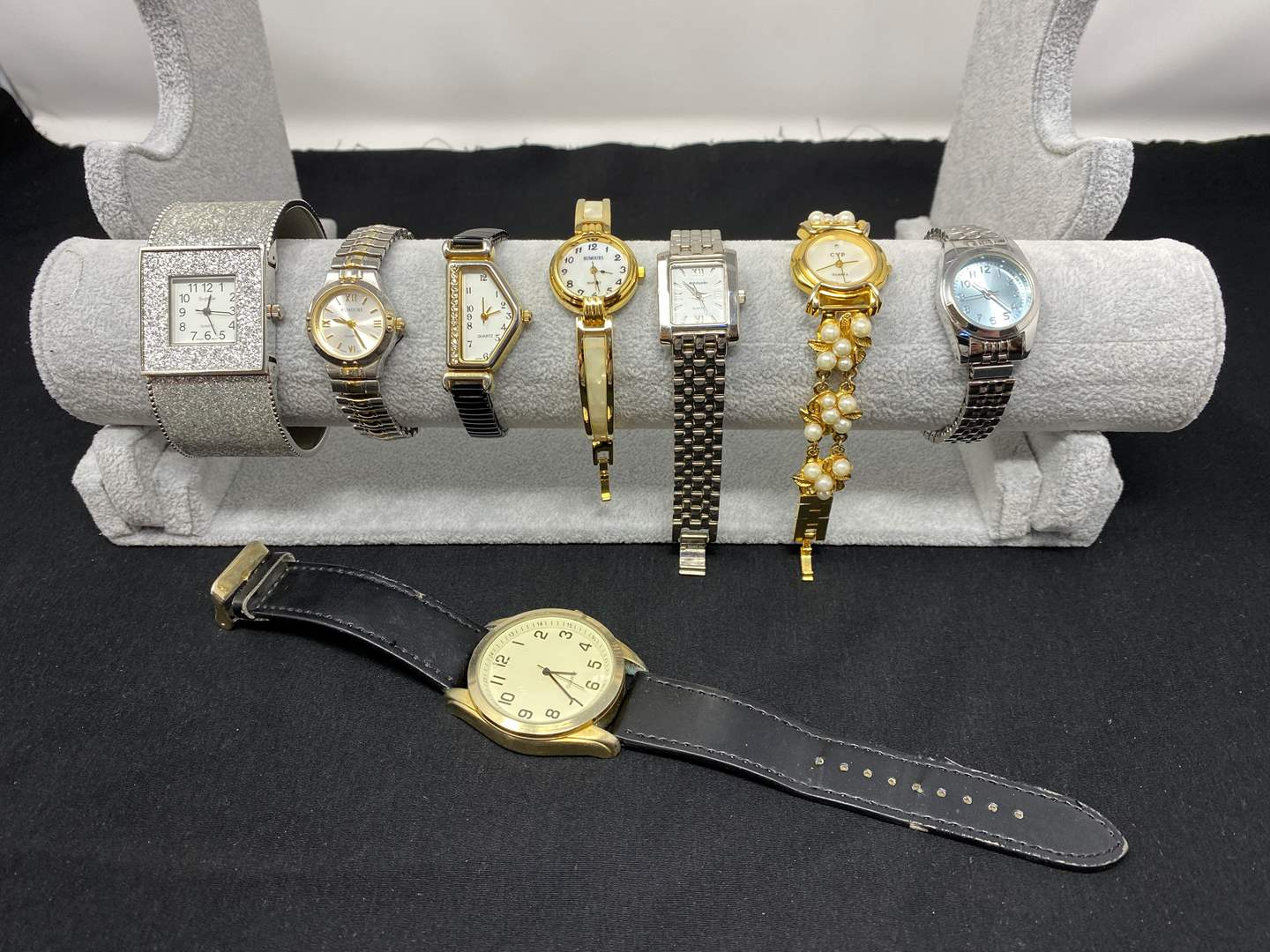 Lot # 196 - Eight Woman's Watches (main image)