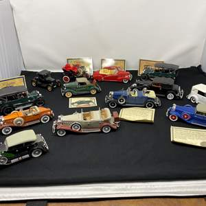 Lot # 216 - The National Motor Museum Mint Collector Cars