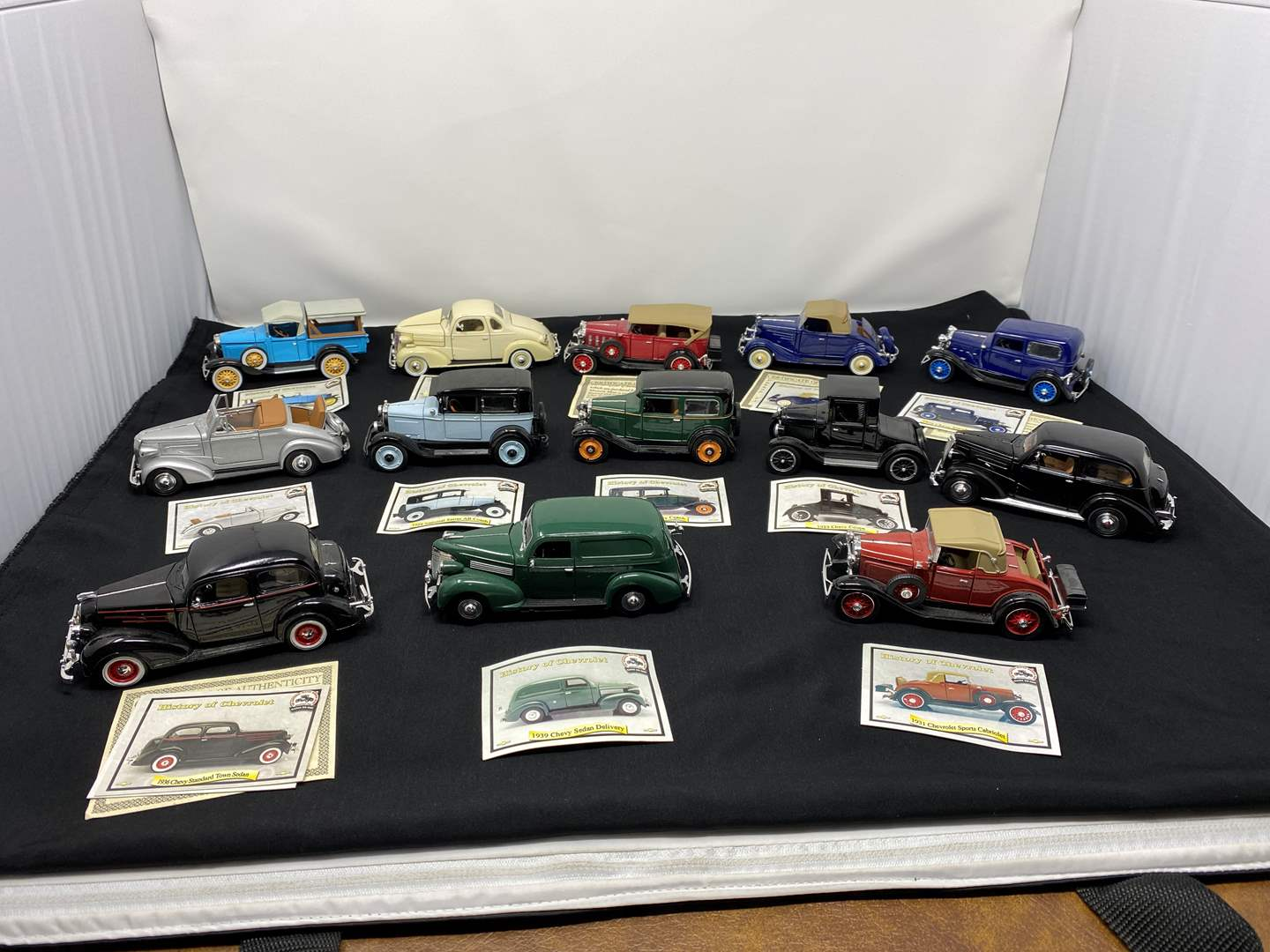 Lot # 218 - The National Motor Museum Mint Collector Cars (main image)