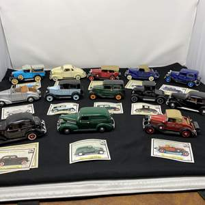 Lot # 218 - The National Motor Museum Mint Collector Cars
