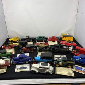 Lot # 219 - The National Motor Museum Mint Collector Cars
