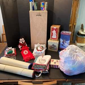 Lot # 225 - Holiday Decor & More