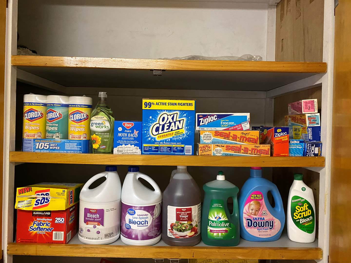 Lot # 236 - New Household Chemicals & More (main image)