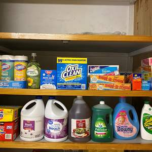 Lot # 236 - New Household Chemicals & More
