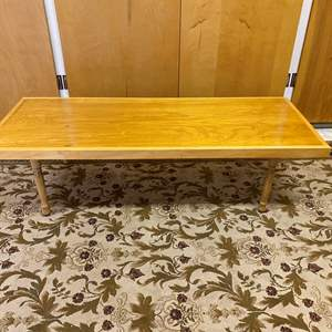 Lot # 241 - Small Wood Coffee Table