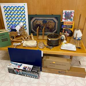 Lot # 249 - Misc. Household Items - (See Photos)