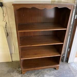 "Auction Thumbnail for: Lot # 251 - Wood ""Sterling Furniture"" Bookshelf"