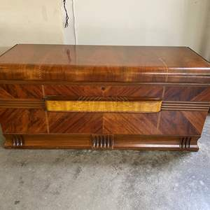 "Lot # 253 - Vintage ""Cavalier"" Cedar Chest"