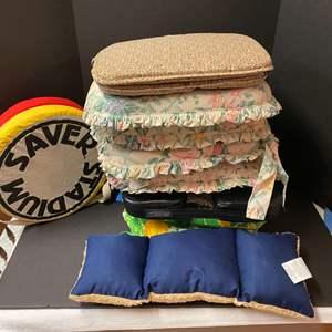 Lot # 224 - Chair Cushions & More