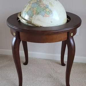 Lot # 38 George F. Cram Globe