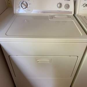 Lot # 48 Whirlpool Electric Dryer