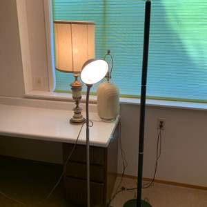 Lot # 77 5 House Lamps