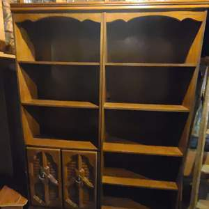 Lot # 88 Book Shelves