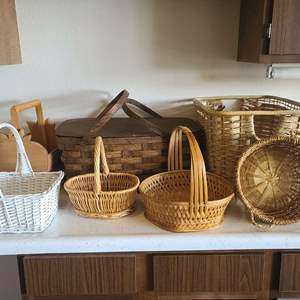 Lot # 92 Baskets