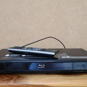 Lot # 4 Sony Blu Ray Player