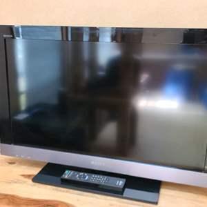 Lot # 7 Sony Bravia 32 Inch TV