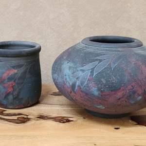 Lot # 12 Robert Grayden Pottery