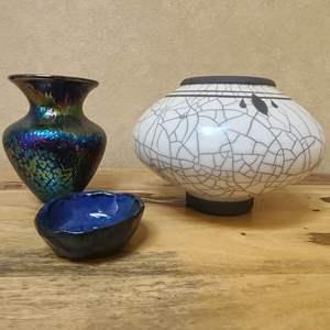Lot # 14 Robert Grayden Pottery & More