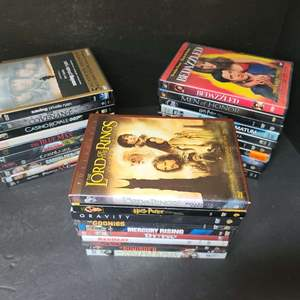 Lot # 27 Assorted DVD's