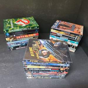Lot # 28 Assorted DVD's