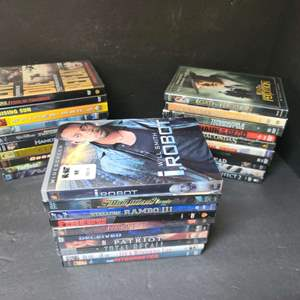 Lot # 29 Assorted DVD's