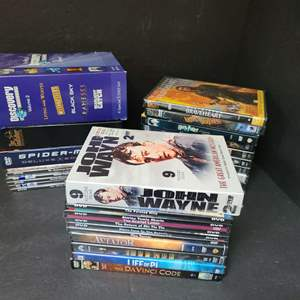 Lot # 30 Assorted DVD's