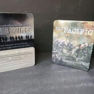 Lot # 31 The Pacific & Band Of Brothers Box Sets
