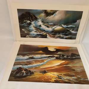 Lot # 57 Hulan Fleming Prints