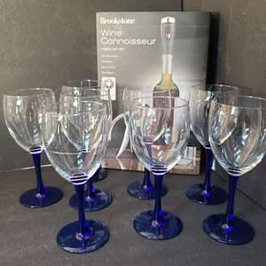 Lot # 66 Wine Glasses & More