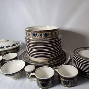 Lot # 80 Mikasa Intaglio Dishes