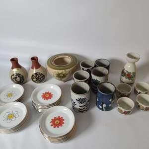 Lot # 85 Ceramic Dishes & More