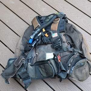 Lot # 151 Zeagle Ranger BCD Scuba Jacket