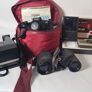 Lot # 156 Vintage Cameras & More
