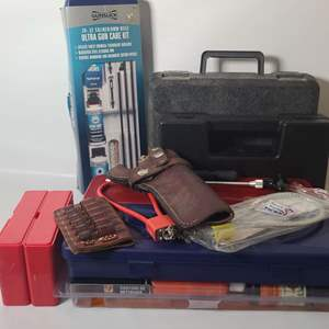Lot # 159 Assorted Gun Accessories