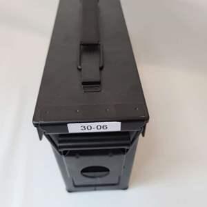 Lot # 166 Ammo Box & Ammo