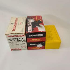 Lot # 170 38 Special Ammo