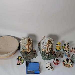 Lot # 177 Bookends & More